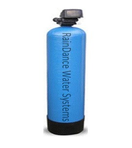 high flow sediment water filtration system